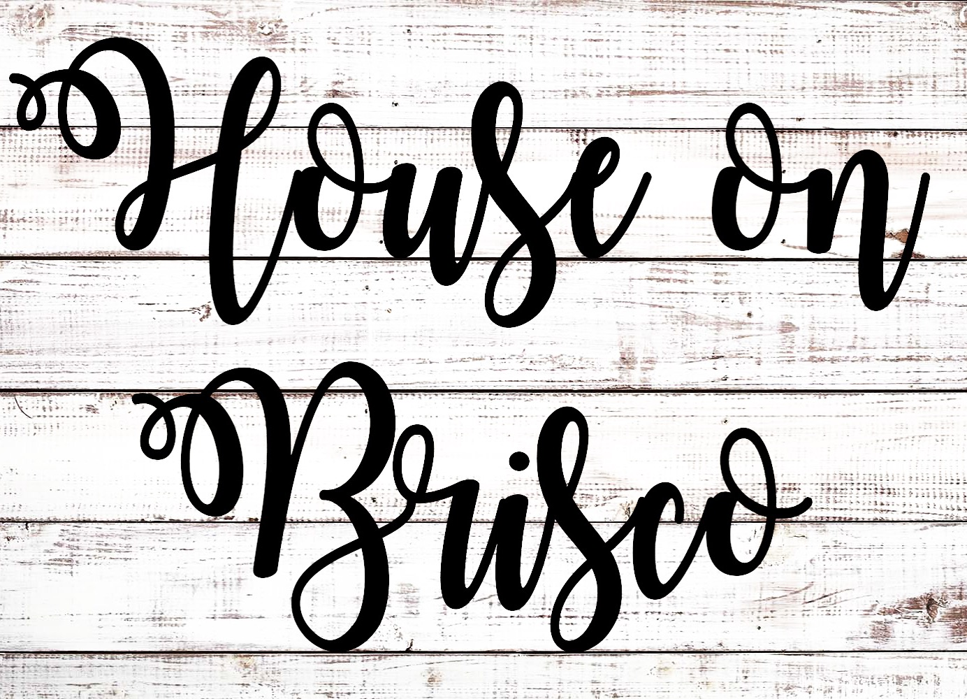 House on Brisco